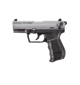 """Walther WALTHER PK380, #5050309, 380ACP, 3.6"""", NICKEL"""