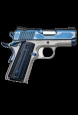 "Kimber KIMBER SAPPHIRE ULTRA II, #32362, 45ACP, 3"", SAPPHIRE BLUE"