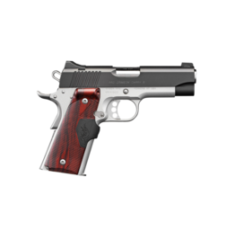 "Kimber KIMBER PRO CRIMSON CARRY II, #32190, LASER GRIP, 45ACP, 4"", BLUE/STAINLESS"
