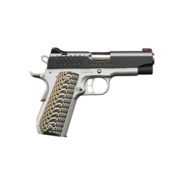 "Kimber KIMBER AEGIS ELITE PRO, #30349, 45ACP, 4"", KIMPRO FINISH SLIDE, STAINLESS FRAME, FIBER OPTIC FRONT SIGHT"