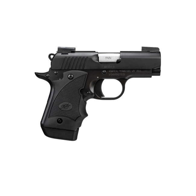 Kimber Micro 9 Stainless Dn Tfx Pro Sight Hogue: KIMBER MICRO 9 NIGHTFALL, #33194, 9MM, DN/TFX PRO SIGHT