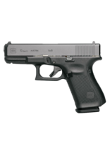 "Glock GLOCK 19 GEN 5, #PA1950202, 9MM, 4"", 3 MAGS, FIXED SIGHTS"