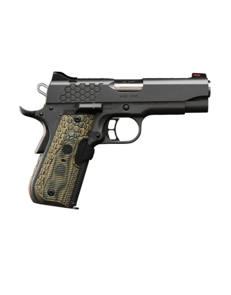 "Kimber KIMBER KHX PRO, #30362, 45ACP, 4"", KIMPRO FINISH, OPTICS READY"