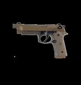 """Beretta BERETTA M9A3, #JS92M9A3M, 9MM, 5"""", N/S, THREAD BARREL, CERAKOTE"""