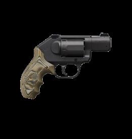 "Kimber KIMBER K6S TLE, #34022, 357 MAG, 2"", 6 SHOT, BLACK, G-10 GRIPS, NIGHT SIGHTS"