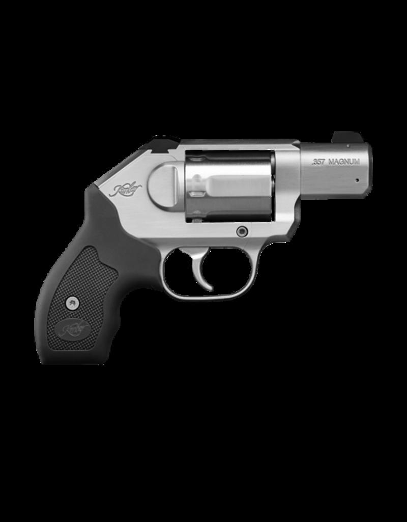 """Kimber KIMBER K6S, BRUSHED STAINLESS, REVOLVER, #3400010, 357MAG, 6 SHOT, 2"""""""