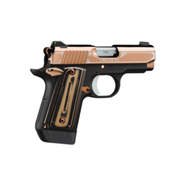 Kimber KIMBER MICRO 9 ROSE GOLD, #33174, 9MM, NIGHT SIGHTS
