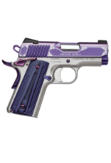 "Kimber KIMBER AMETHYST ULTRA II, #32319, 9MM, 3"", PURPLE PVD COATING"