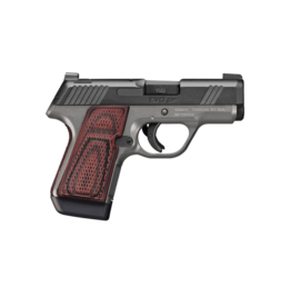 Kimber KIMBER EVO SP CDP, #3900011, 9MM, NIGHT SIGHTS, RED G-10 GRIPS, TWO-TONE