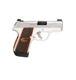 Kimber KIMBER EVO SP STAINLESS RAPTOR, #39014, 9MM, NIGHT SIGHTS, WOOD GRIPS, STAINLESS