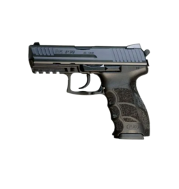 """H&K H&K P30, #M734003-A5, 40S&W, 3.8"""", HEF, V3, 3 DOT SIGHTS, 2 MAGS, NO MANUAL SAFETY LEVER-DISC"""