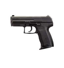 """H&K H&K P2000, COMPACT, #M704202-A5, 40S&W, 3.6"""", HEF, V2, LEM DAO, 3 DOT SIGHTS, 2 MAGS"""
