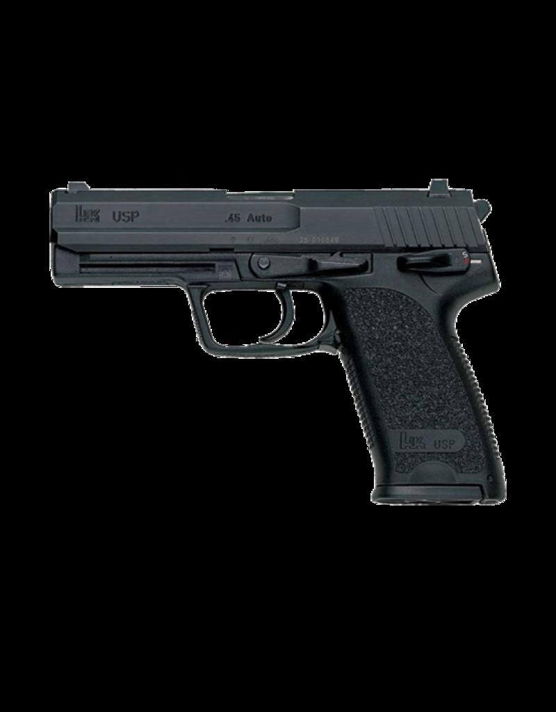"""H&K H&K USP-9, #M709001-A5, 9MM, 4.2"""", HEF, 3 DOT SIGHTS, 2 MAGS"""