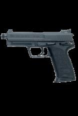 H&K H&K USP TACTICAL, #M704501T-A5, 45ACP, THREADED BARREL, 12 RDS
