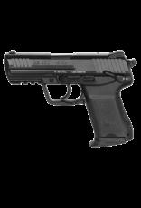 "H&K H&K HK45 COMPACT, #745031-A5, 45ACP, 3.9"", HEF, 3 DOT SIGHTS, 2-10RD MAGS"