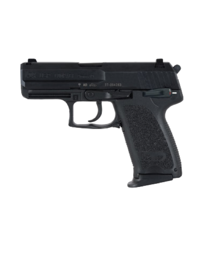 "H&K H&K USP-9 COMPACT, #M709031-A5, 9MM,  3.5"", HEF, 3 DOT SIGHTS, 2 MAGS"