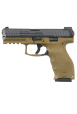 H&K H&K VP40, #700040FDELE-A5, 40S&W, STRIKER FIRE, FDE, 3-13RD MAGAZINES, DISCONTINUED