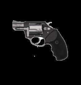 Charter Arms CHARTER ARMS UNDERCOVER LITE, #53870, .38SPL, BLK/SS., 5 SHOT, FULL GRIP