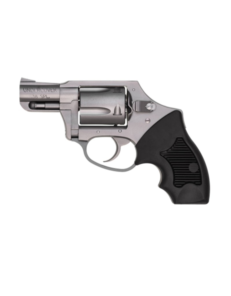 """Charter Arms CHARTER ARMS UNDERCOVER, #73811, .38SPL, 2"""", S/S,  COMPACT GRIP, 5 SHOT"""