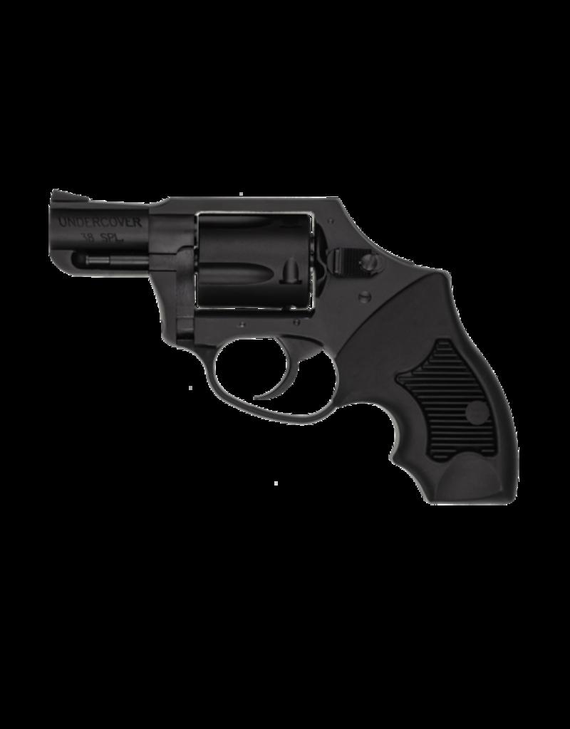 "Charter Arms CHARTER ARMS UNDERCOVER, #13811, .38SPL, 2"", BLUE, ALUMINUM FRAME,  COMPACT GRIP, 5 SHOT"