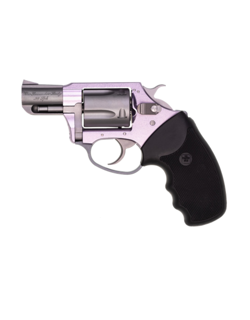 "Charter Arms CHARTER ARMS LAVENDER LADY, #53840, .38 SPECIAL, 2"", LAVENDER & S/S, 5 SHOT"