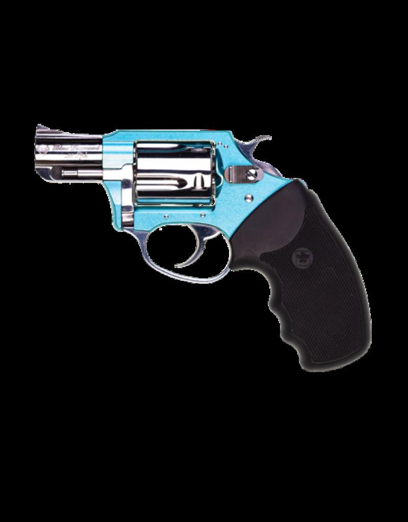 "Charter Arms CHARTER ARMS BLUE DIAMOND, #53879, .38 SPEC, 2"",  BLUE & HIGH POLISH, 5 SHOT"
