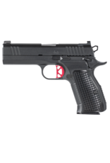 DAN WESSON DAN WESSON DWX COMPACT, #92101, 9MM, RED ACCENTS, FIBER OPTIC SIGHT, 15RD MAGS