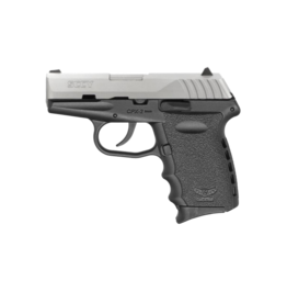 SCCY SCCY INDUSTRIES CPX-2, #CPX-2TT, 9MM, DOUBLE ACTION ONLY, STAINLESS