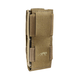 TASMANIAN TIGER TASMANIAN TIGER SINGLE PISTOL MAG POUCH, OPEN TOP, COYOTE