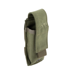 TASMANIAN TIGER TASMANIAN TIGER SINGLE PISTOL MAG POUCH, VELCRO CLOSE, OLIVE