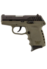 SCCY SCCY INDUSTRIES CPX-2, #CPX-2CBDE, 9MM, DOUBLE ACTION ONLY, FDE FRAME