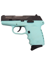 SCCY SCCY INDUSTRIES CPX-2, #CPX-2CBSB, 9MM, DOUBLE ACTION ONLY, BLUE POLY FRAME