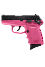 SCCY SCCY INDUSTRIES CPX-1, #CPX-1CBPK, 9MM, DOUBLE SIDE SAFETY, DOUBLE ACTION ONLY, PINK FRAME