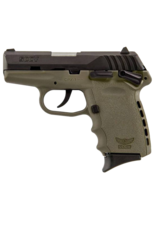 SCCY SCCY INDUSTRIES CPX-1, #CPX-1CBDE, 9MM, DOUBLE SIDE SAFETY, DOUBLE ACTION ONLY, FDE FRAME
