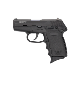 "SCCY SCCY INDUSTRIES CPX-1, #CPX-1 CB, 9MM, Double Action Only, Compact, 3.1"" Barrel, Polymer Frame, Black Finish, 10Rd, 3 Dot Sights, 2 Magazines"