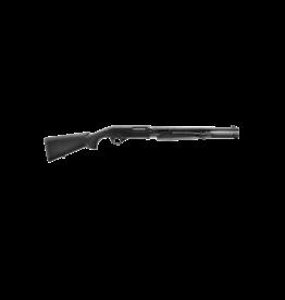"Stoeger STOEGER MODEL 3000 DEFENSE PUMP SHOTGUN, #31892FS, 12GA, 18.5"", 7+1 RDS, BLACK SYNTH."