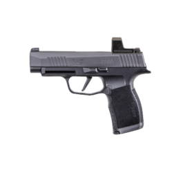 Sig Sauer SIG SAUER P365, #365XL-9-BXR3-RXZ, 9MM, 3.7IN, X-SERIES, STRIKER, X-RAY 3 W/NS PLATE, (2) 12RD STEEL MAG, ROMEO ZERO