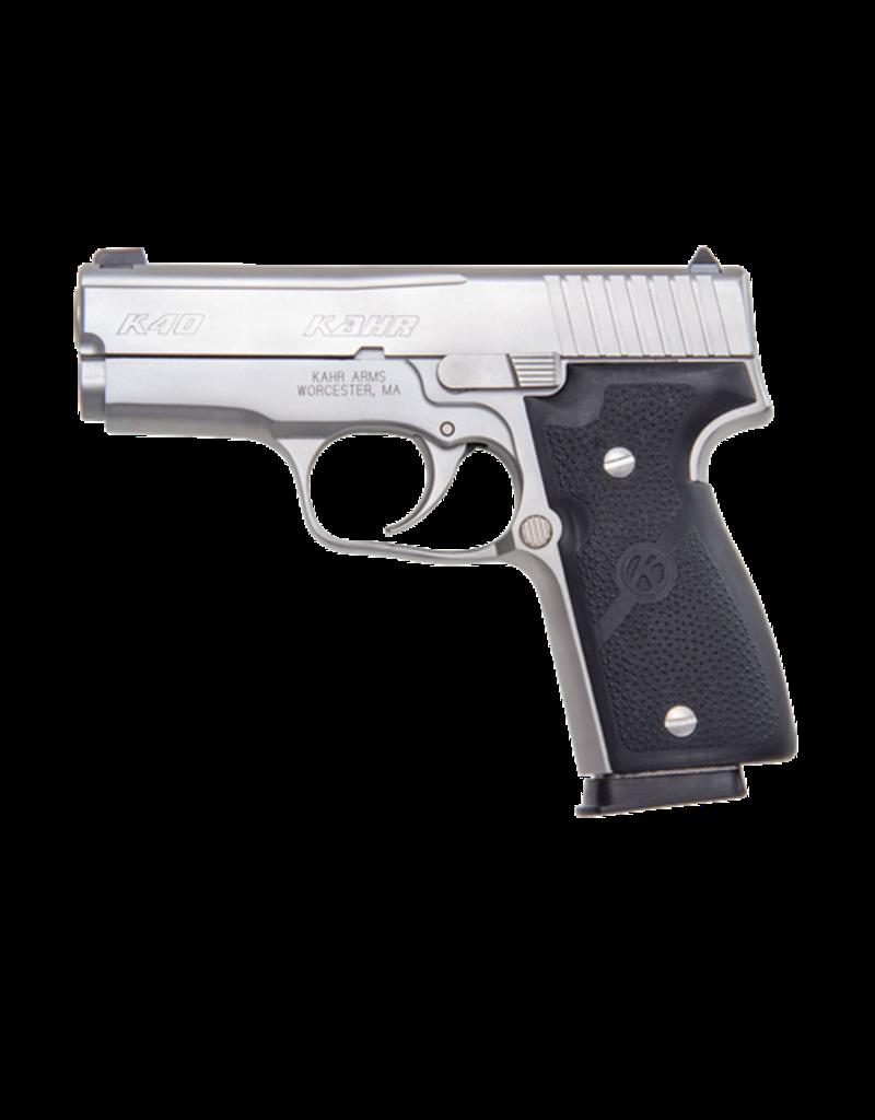 """Kahr Arms KAHR ARMS K40, #K4043, 40S&W, 3.5"""", S/S"""