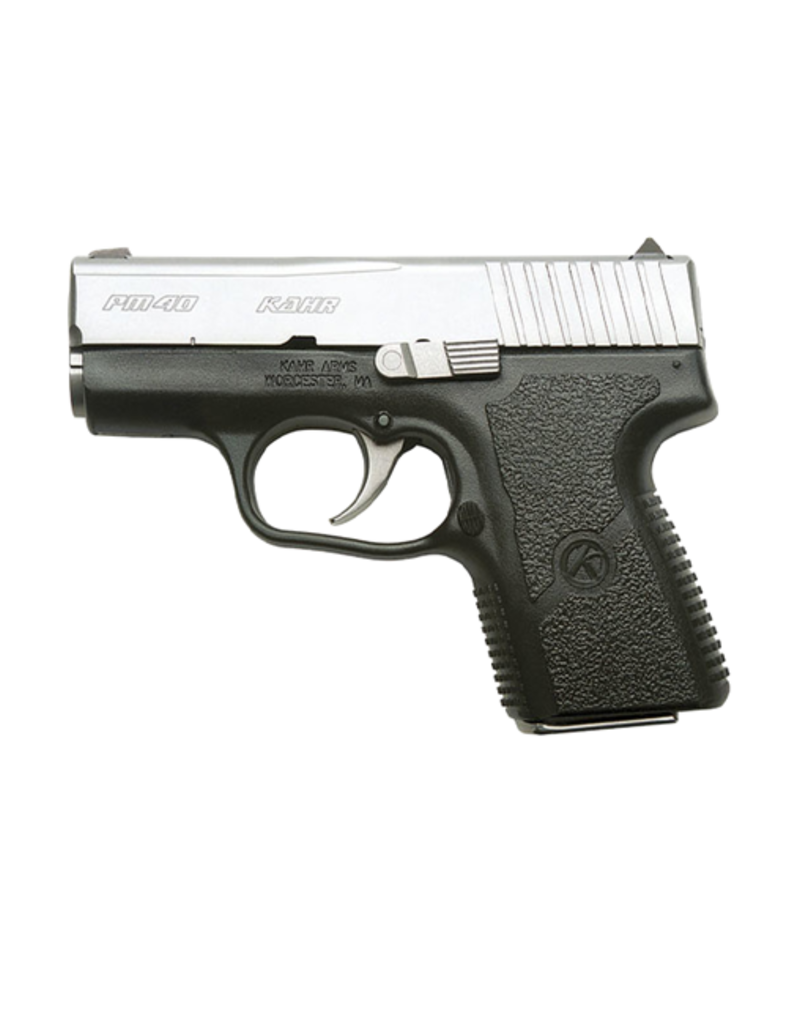 """Kahr Arms KAHR ARMS PM40, #PM4043, MICRO, 40S&W, 3"""", S/S, POLYMER"""