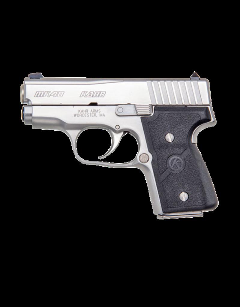 "Kahr Arms KAHR ARMS MK40, #M4048, MICRO ELITE 2003, 40S&W, 3"", S/S"