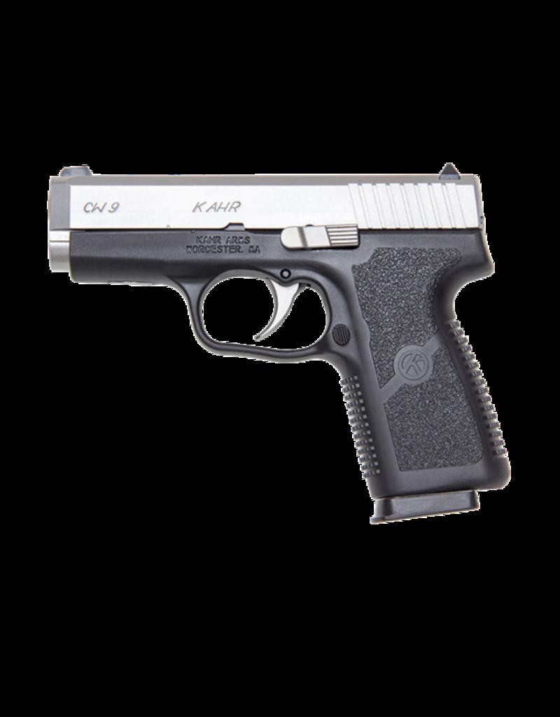 "Kahr Arms KAHR ARMS CW9, #CW9093, 9MM, 3.6"", S/S"