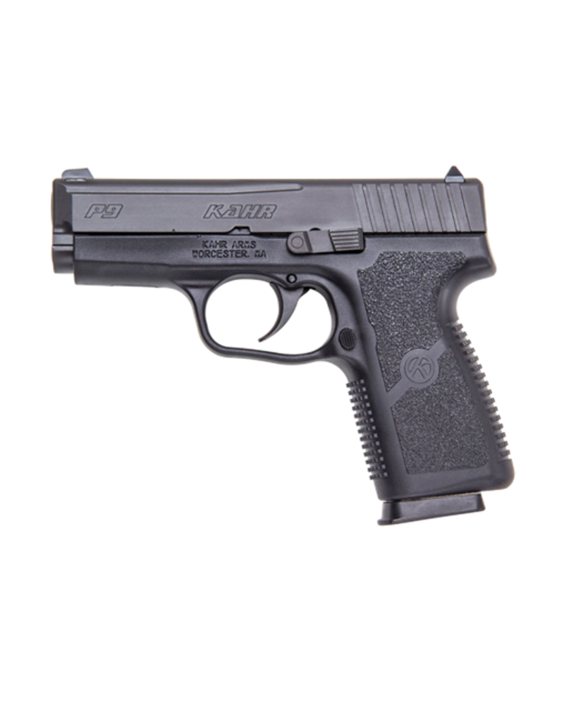"Kahr Arms KAHR ARMS P9, #KP9094, 9MM, 3.5"", BLACK DIAMOND, POLYMER"