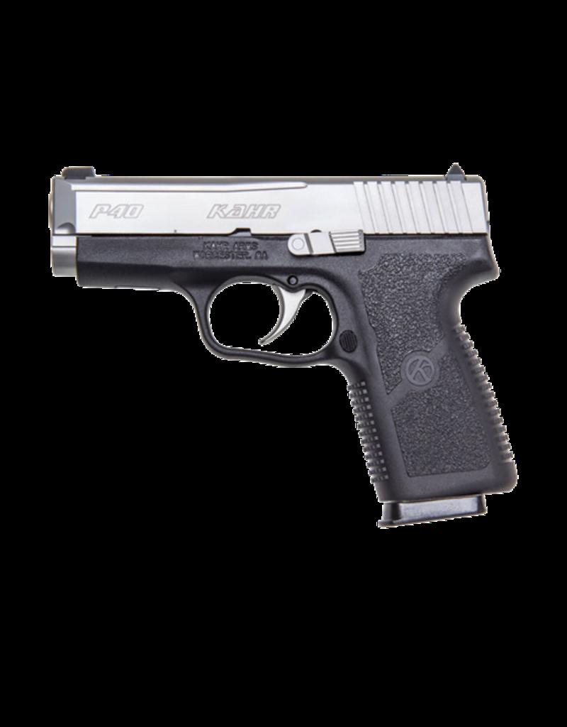 """Kahr Arms KAHR ARMS P40, #KP4043, 40S&W, 3.5"""", S/S, POLYMER"""