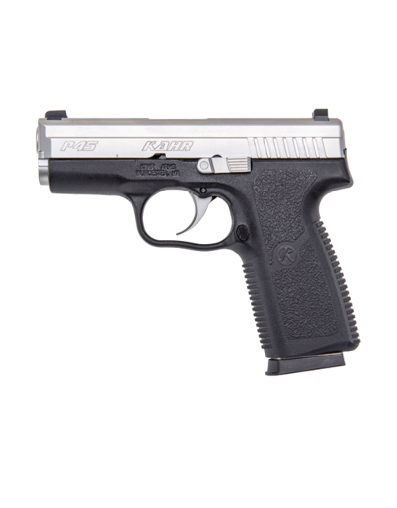 "Kahr Arms KAHR ARMS PM45, #PM4543N, 45ACP, 3.1"", S/S, NIGHT SIGHTS, POLYMER"