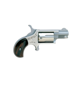 North American Arms NORTH AMERICAN ARMS MINI REVOLVER, #NAA-22LR, 22LR, STAINLESS, 1.1""