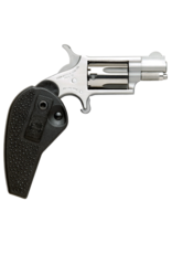 """North American Arms NORTH AMERICAN ARMS MINI REVOLVER, #NAA-22LR-HG, 22LR, STAINLESS, 1.1"""", HOLSTER GRIP"""