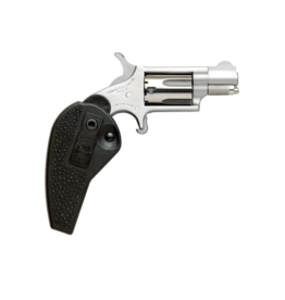 "North American Arms NORTH AMERICAN ARMS MINI REVOLVER, #NAA-22LR-HG, 22LR, STAINLESS, 1.1"", HOLSTER GRIP"