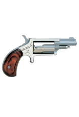 North American Arms NORTH AMERICAN ARMS MINI REVOLVER, #NAA-22M, 22M, STAINLESS, 1.5""