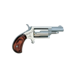 """North American Arms NORTH AMERICAN ARMS MINI REVOLVER, #NAA-22M, 22M, STAINLESS, 1.5"""""""