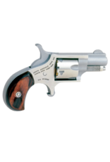 North American Arms NORTH AMERICAN ARMS MINI REVOLVER, #NAA-22S, 22S, STAINLESS, 1.1""